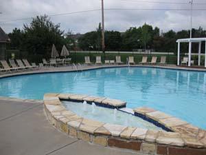 Hampton place overland park ks for Best pool builders in kansas city